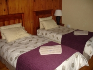 Bedroom bed and breakfast  - Sodwana bay diving experience, accommodation & Scuba diving, environmental courses, bed and breakfast and conferences